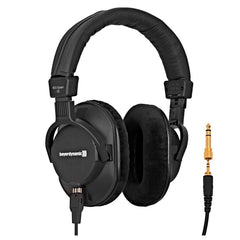 Beyerdynamic DT 250 80 ohm Closed-back Broadcast and Studio Headphones