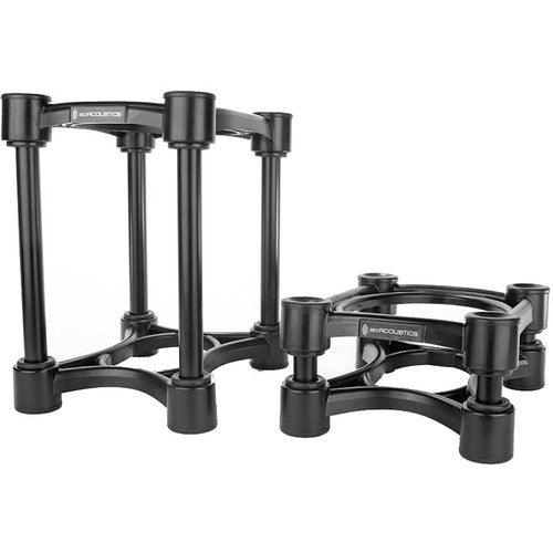 IsoAcoustics ISO-L8R155 Isolation Stands for Studio Monitors - Pair