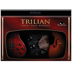 Spectrasonics Trilian Bass Virtual Instrument Software