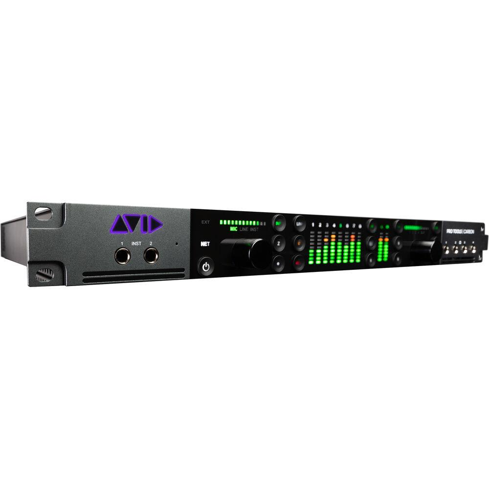 Avid Pro Tools Carbon Hybrid Audio Production System
