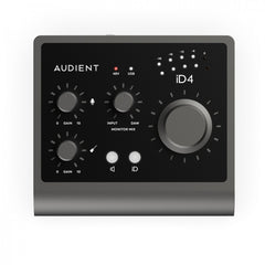 Audient iD4 MKII USB-C Audio Interface - NEW