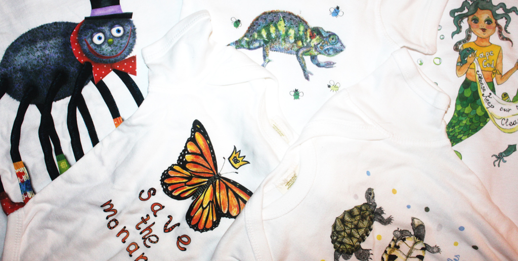 Jolly Dragons Organic Clothing for Kids