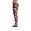 Flowers in Orange Leggings - Jolly Dragons