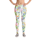 Frogs in the Pond Mommy leggings - Jolly Dragons