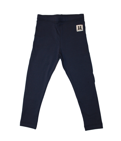 Navy Blue Leggings - Jolly Dragons