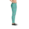 Turquoise Seal Leggings - Jolly Dragons