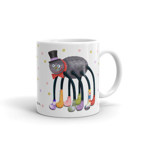 Spider Mug - Jolly Dragons