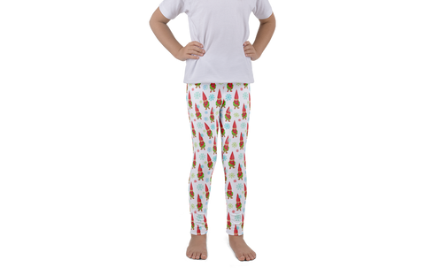 Elfs Kids Leggings - Jolly Dragons