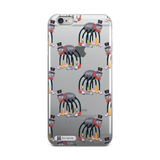 See Through Spider iPhone 6/6s, 6/6s Plus Case - Jolly Dragons