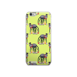 Yellow Spider iPhone 6/6s, 6/6s Plus Case - Jolly Dragons