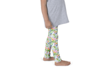 Frogs on the Pond Kids Leggings - Jolly Dragons
