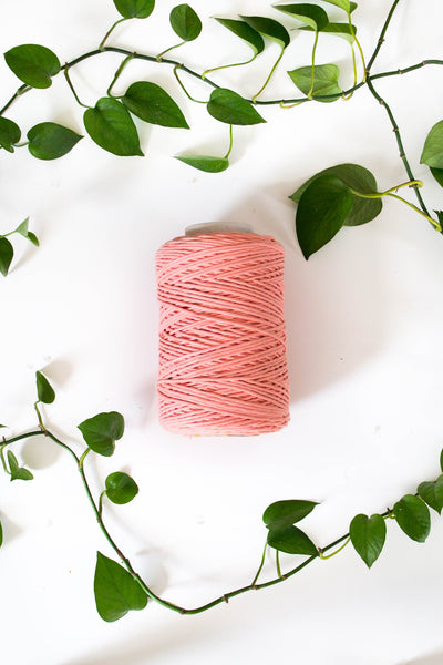3mm Cotton Single Strand String