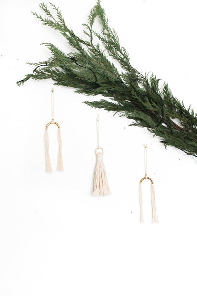 Set of 3 Ornaments I