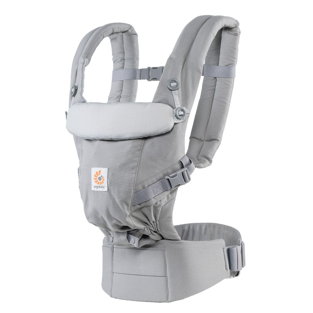 Ergobaby Adapt Baby Carrier (Pearl Grey)