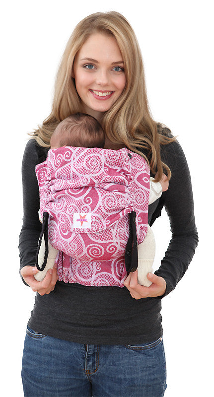 Kokadi Flip Carrier Lace Baby Carrier Singapore