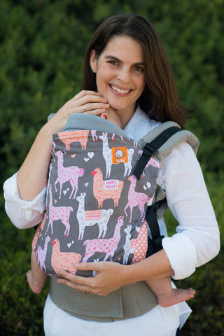 Tula Toddler Carrier - Alpaca Love