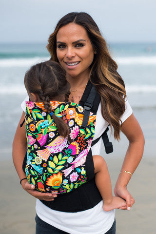 Tula Toddler Carrier - Aviary