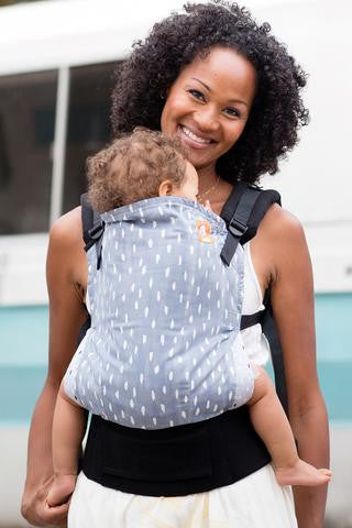 Tula Baby Carrier - Brushed Stone