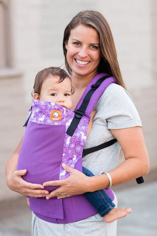 Tula Baby Carrier - Coast Prance