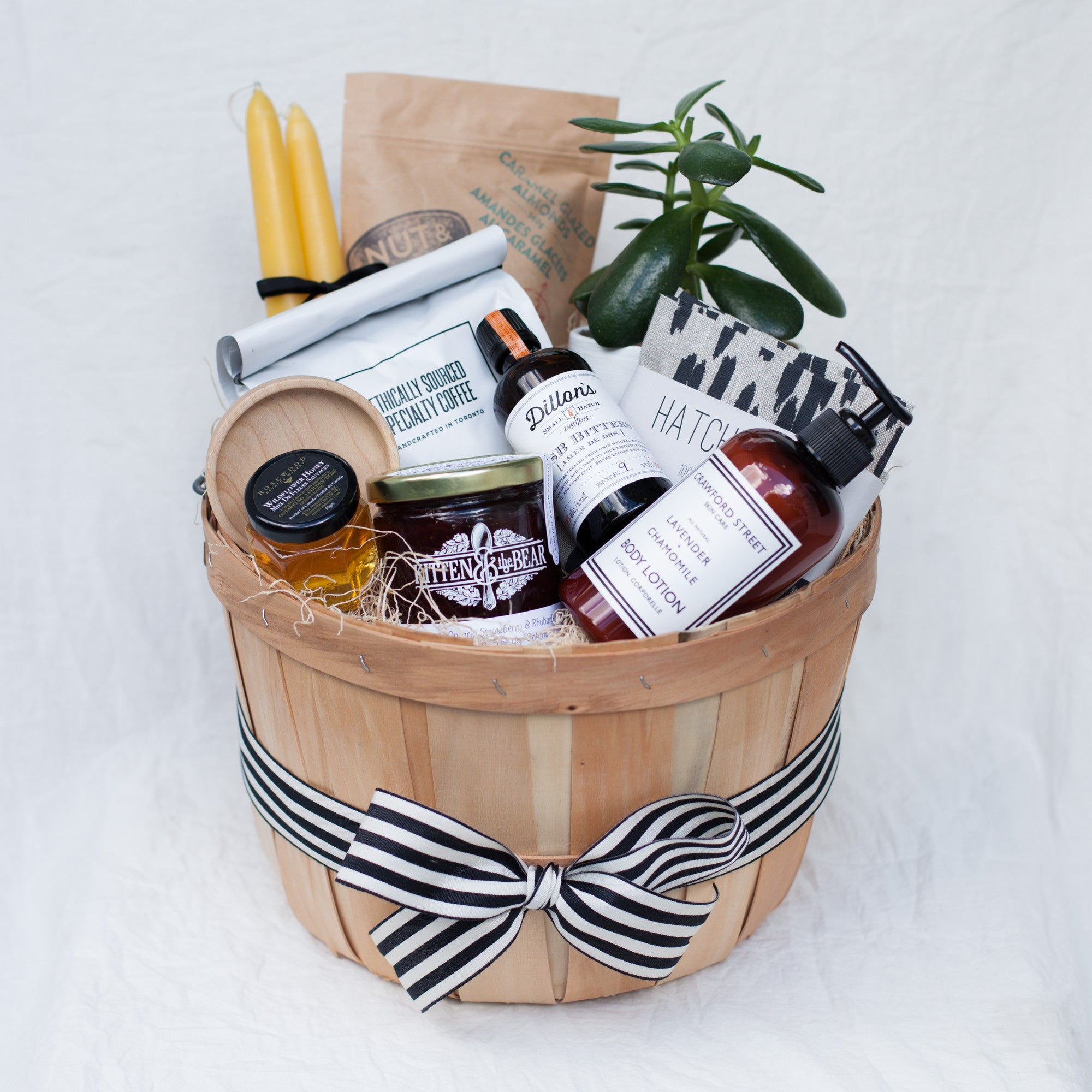 LOCAL GOODS  BASKET - Pick Your Size
