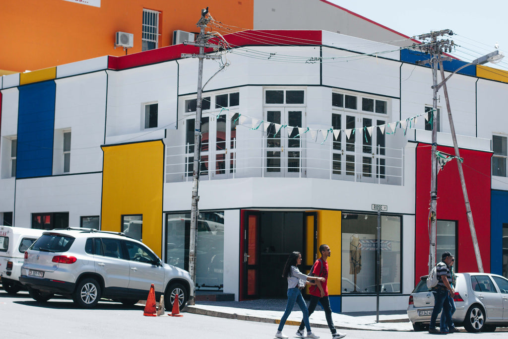 New Store in Bo-Kaap Cape Town