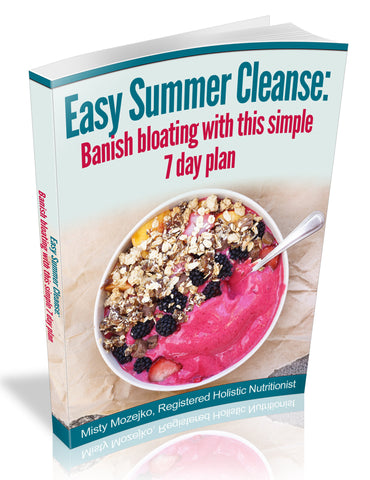 Free Easy Summer Cleanse from 10,000 Strong