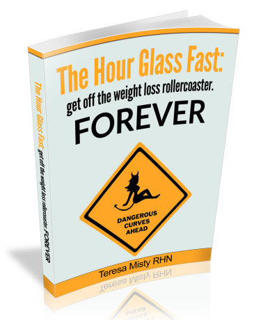 MEAL PLAN ONLY: Hour Glass Fast -21 day intermittent fasting