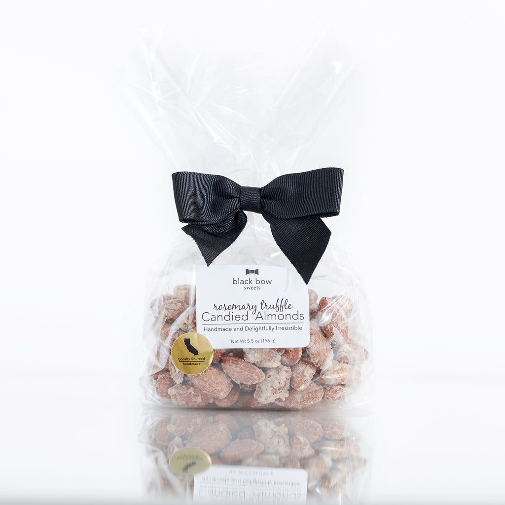 Rosemary Truffle Candied Almond Gift Bag