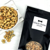 Sea Salt and Cracked Black Pepper Toasted Cashews Bulk