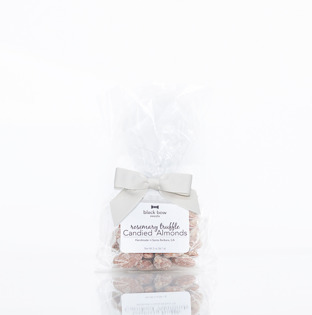 Rosemary Truffle Candied Almond Mini Gift Bag (Case of 12)