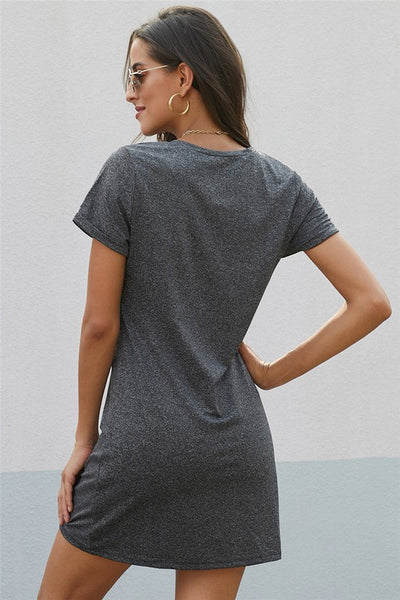 Twist and Turn Dress