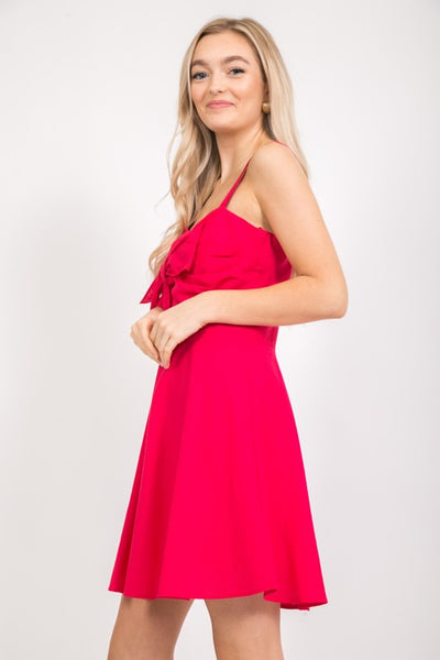 Sweet as Ever Dress - RED