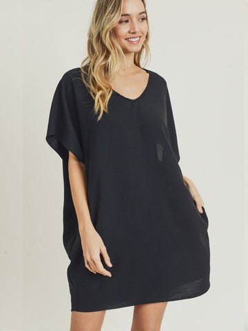 Denver Darling Dress - Black