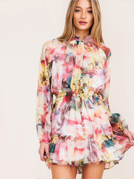 Garden of Love Dress