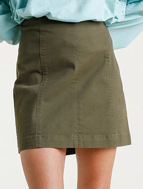 Olive You Skirt