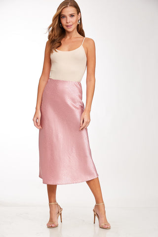 Pretty Promises Midi Skirt