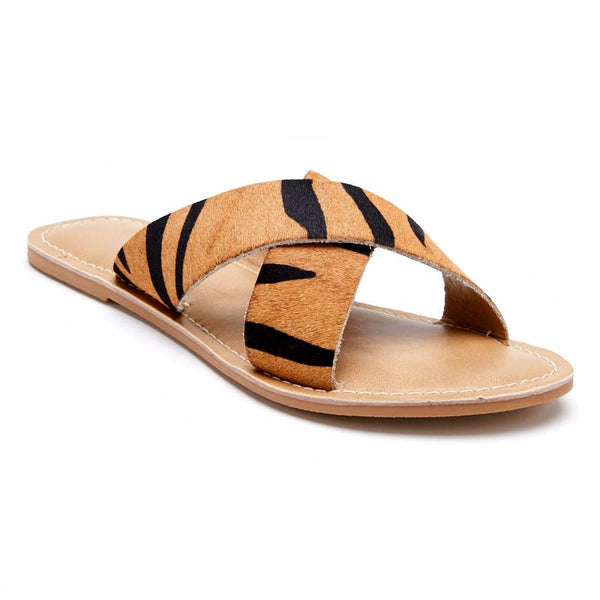 Effortless Sandal - Tiger