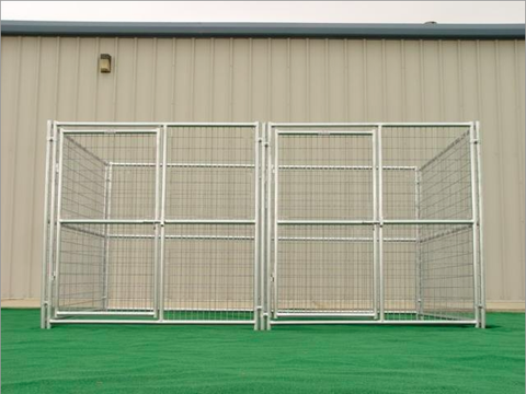 Heavy Duty Outdoor Multiple Run Dog Kennel