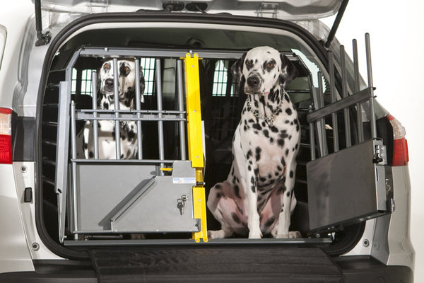 Mim Variocage World S Safest Dog Transport Crate Double