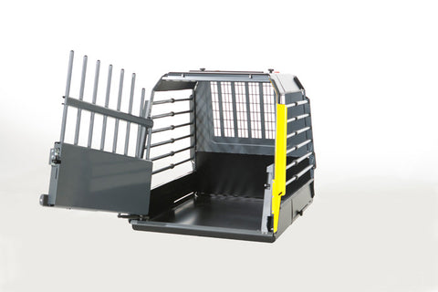 MIM Variocage World's Safest Dog Transport Crate- Single