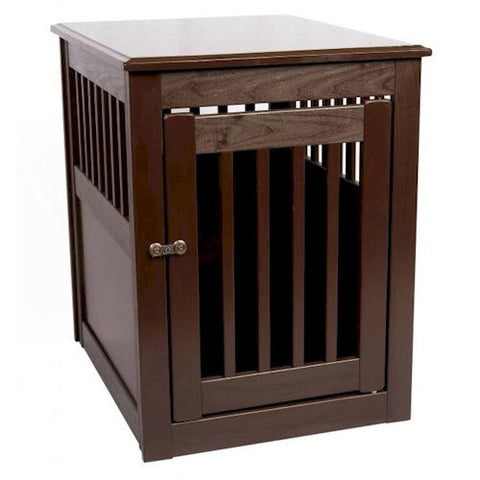 Dynamic Accents End Table Pet Crate Large Heavy Duty Pet