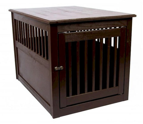 Dynamic Accents End Table Pet Crate-Large