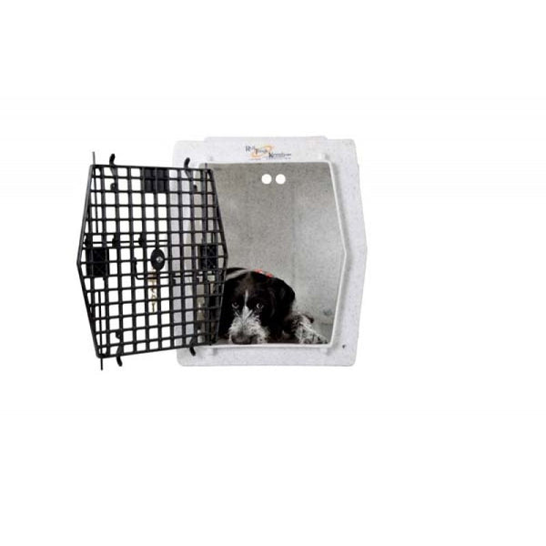 Ruff Tough Kennel Reviews >> Ruff Tough Kennel Dog Crate-Intermediate Single Door ...