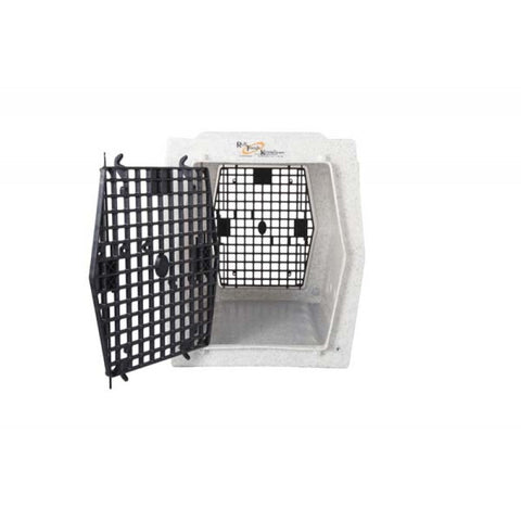 Ruff Tough Kennel Dog Crate-Intermediate Double Door