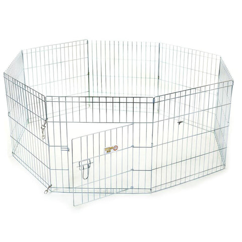 "Majestic Pet Products 24"" Exercise Pen-Small"
