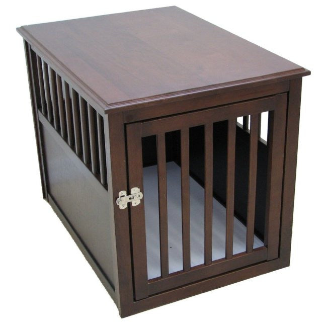 Crown Pet Products Dog Crate Table Large