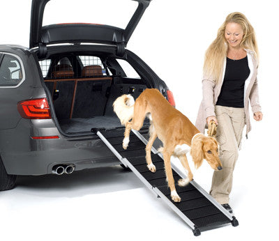 Dog Walk Aluminum Telescopic Ramp (3 Section Aluminum)