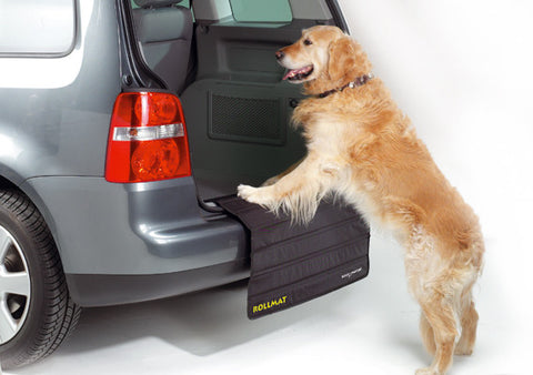 Rollmat Portable Dog Mat for Cars