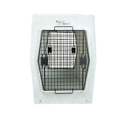 Ruff Tough Kennel Dog Crate-Extra-Large (XL) Double Door