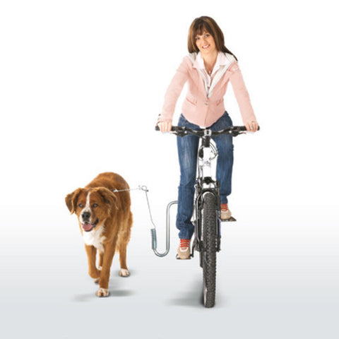 Dog Bicycle Runner